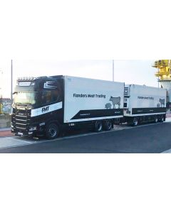 """Scania NG S650 HL """"Flanders Meat Trading"""""""