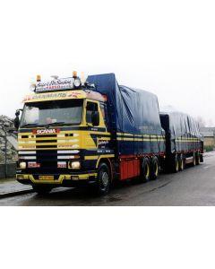 """Scania 143 """"Brdr Sinding"""""""