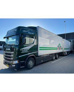 "Scania NG R-serie HL HZ ""Alex Andersen"""