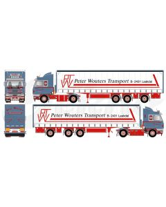 """Scania 143 Streamline """"Peter Wouters"""""""