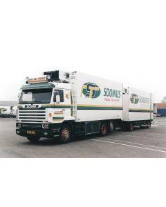 "Scania Streamline 143-450 ""Van der Hout"""