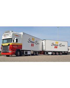 """Scania R730-V8 TL """"Simon Loos"""""""