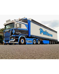 "Scania R Streamline ""Peter Wouters"""