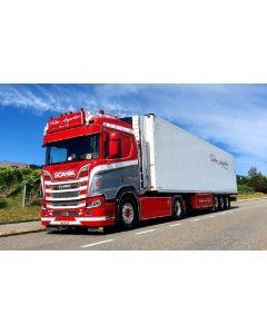 "Scania NG R520 ""Fabio Aegerter"""