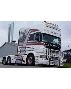 "Scania R Longline 6x2 ""Leiv Sand"""