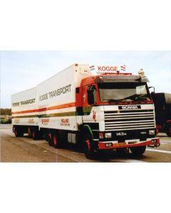 """Scania 143 """"Kogge"""""""