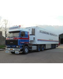 """Scania 143H-450 """"MJ Interfreight"""""""