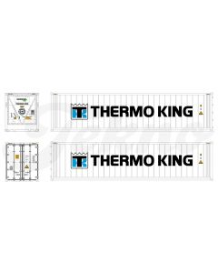 40ft Container Thermo King België
