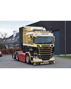 "Scania R520 Sleeper ""Peter Wouters"""