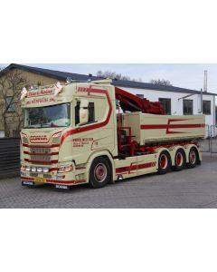 """Scania Next Gen R """"Peter E. Nielsen"""""""
