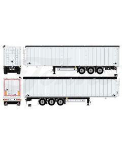 Cargo Floor Auflieger Stas