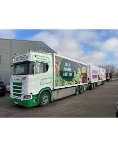 "Scania NG S HL 25,25m Kombination ""Steen Hansen"""