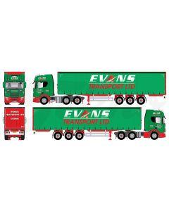 """Scania Next Gen R450 HL """"Evans Transport"""""""