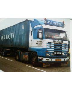 "Scania 143-420 ""Hans Lubrecht"""