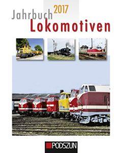 Jahrbuch Lokomotiven 2017