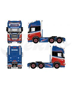 """Scania NG R HL 6x2 """"T. Oscarssons"""""""