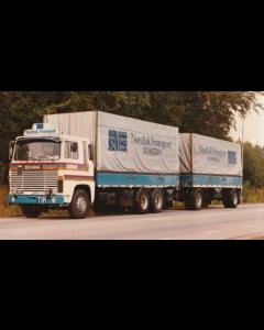 "Scania 141 ""Bjuv Trans - Nordisk"""