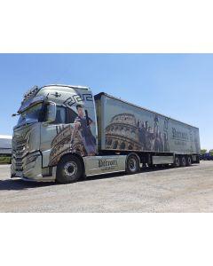 "Iveco S-way Cargofloor ""Perrotti - Gladiatore"""