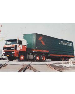 """DAF 3600 """"Lommerts"""""""