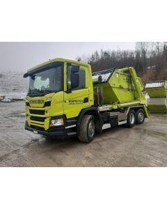 "Scania NG G ""Schneider Umweltservice"""