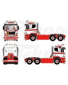 """Scania R500 6x2 """"Thomas Eugster"""""""