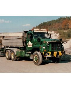 Saurer D330 Hauber 6x6 Spross