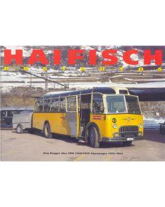 Buch Haifisch Postautos