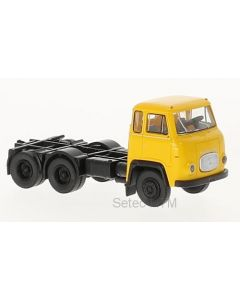 Scania LBS 76, 3a Sattelzugmaschine, gelb