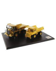 CAT 770 &769 Off-Highway Dump Truck Set