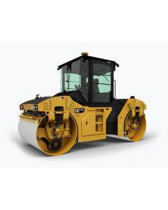 CAT CB-13 Tandem Vibratory Roller with Cap