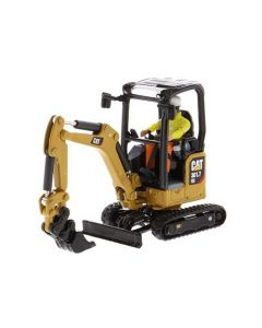 CAT 301.7 CR Mini Hydraulic Excavator - Next Generation