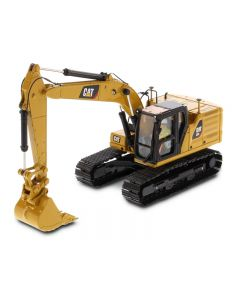 CAT 323 Next Generation mit Work Tools