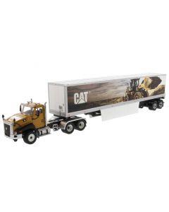CAT CT 660 Truck &CAT Werbeauflieger
