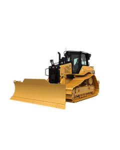 Cat D5 - real machine