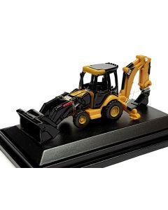 Cat Micro 420E Backhoe Loader