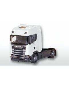 Scania S410 4x2  weiss