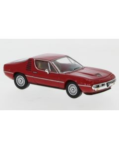 Alfa Romeo Montreal, rot, 1970