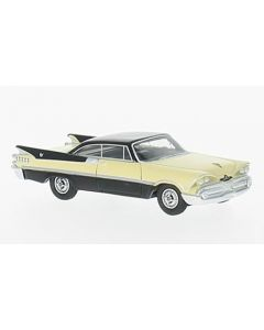Dodge Custom Royal Lancer Coupe, beige/schwarz, 1959