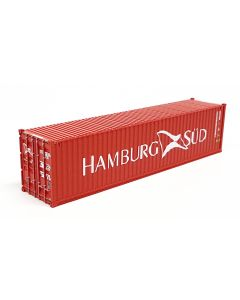 "40ft Container ""Hamburg Süd"""