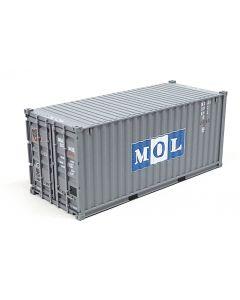"20ft Container ""MOL"" Logo neu"
