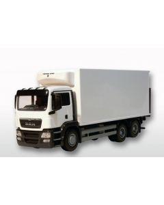 MAN TGS M Euro5 Kühlkoffer-Motorwagen