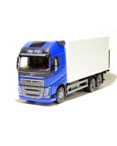 Volvo FH Gl. mit Hebebühne blau