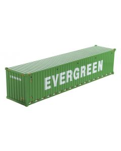 Evergreen - 40' Dry Goods Shipping Container