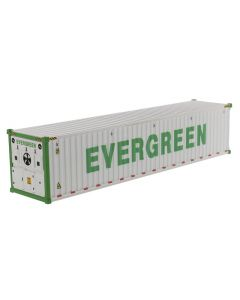 EverGreen - 40' Refrigerated Shipping Container in White