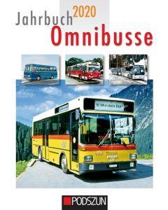 Jahrbuch Omnibusse 2020