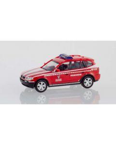 """BMW X3 (E83) """"Feuerwehr Straubing"""""""