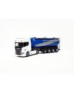 "Scania CR HD Silo-Sattelzug ""Daniel Kropf Transporte"" (CH)"