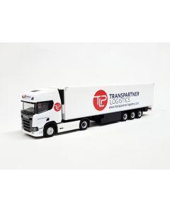 "Scania CR 20 Kühlkoffer-Sattelzug ""TPL"" (CH)"