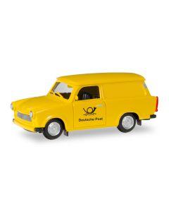 "Trabant 601 Universal ""Deutsche Post"", gelb"