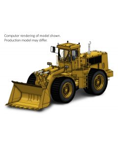 Cat 988B Wheel Loader Beadless Tire Version – Die-cast